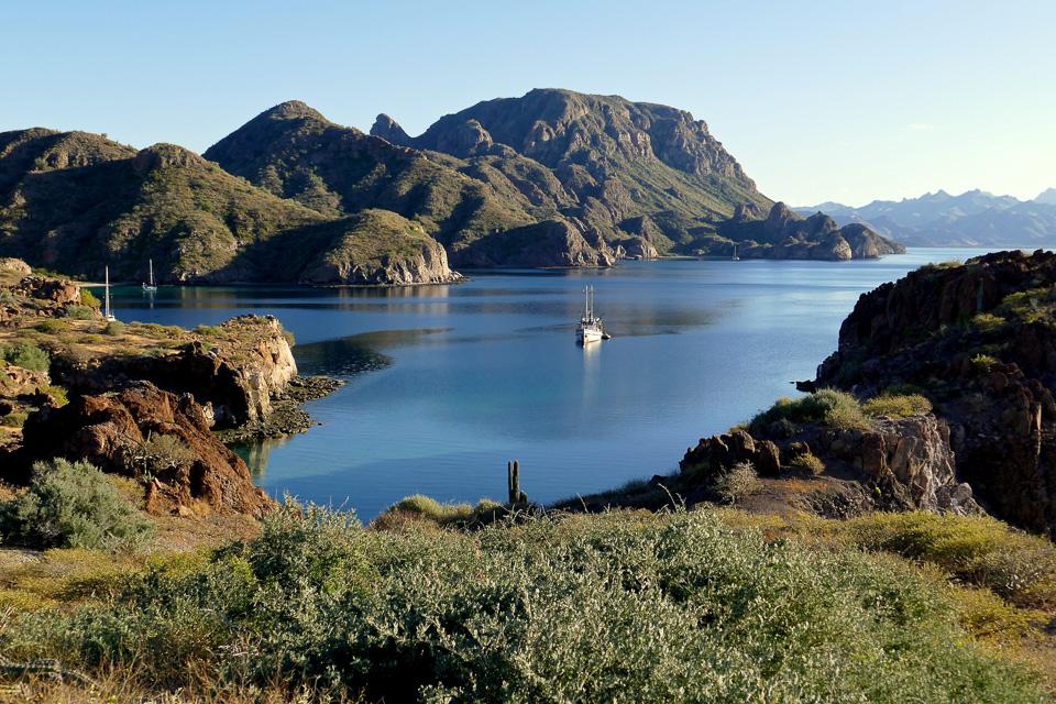 Baja California and The Sea of Cortez